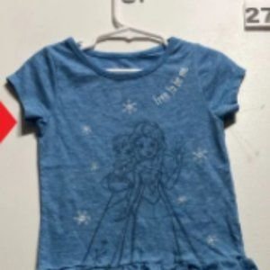 Disney Frozen Free to be Me T-Shirt